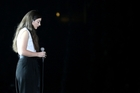 Performances by self-proclaimed feminists Lorde at the Grammys and twerking Miley Cyrus at the MTV Awards were as different as chalk and cheese. Photo / AP