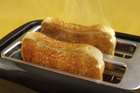 Could your toaster be sending you spam? Photo / Thinkstock