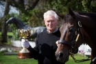 The Melbourne Cup, Sir Patrick Hogan and Zabeel make a perfect trifecta. Photo / Christine Cornege