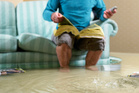 There's a warning to students to get contents insurance after the experience of three students, one of whom flooded an eight storey apartment building. Photo / Thinkstock