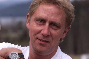 Martin bowers in 2001. File photo / NZ Herald