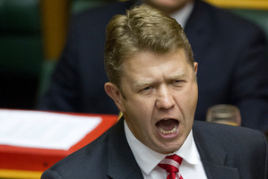 Labour leader David Cunliffe. Photo / Mark Mitchell
