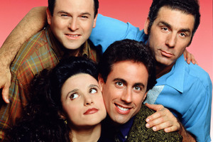 The cast of Seinfeld are reuniting for a one-off special, says Jerry Seinfeld.