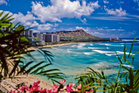 Waikiki is a tourist haven with 4.5 million visitors arriving each year. Photo / Thinkstock
