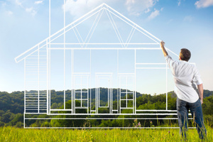 Imagine you could build a house in 24 hours. Photo / Thinkstock
