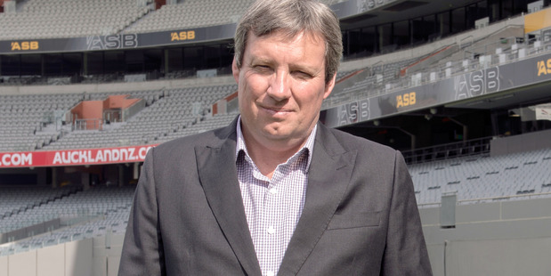 Martin Snedden is NZ Cricket's delegate at the ICC meeting resolving cricket's latest power struggle. Photo / NZ Herald
