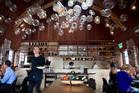 Ortolana, The Pavilions at Britomart. Photo / Natalie Slade