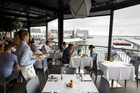 Harbourside has re-opened and diners can choose from three themed bars. Photo / Michael Craig