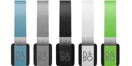 Bang & Olufsen Form 2 headphones.