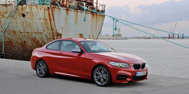 BMW 2 Series to launch in Feb/March. Photo / Supplied