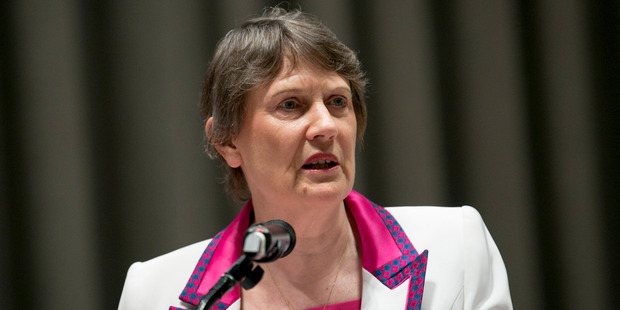 Clark has hinted in a British interview that the job of UN Secretary-General is in her sights. Photo / UN