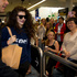 Grammy winning New Zealand music artist Lorde arriving back in Auckland today from Los Angeles. Photo / Sarah Ivey