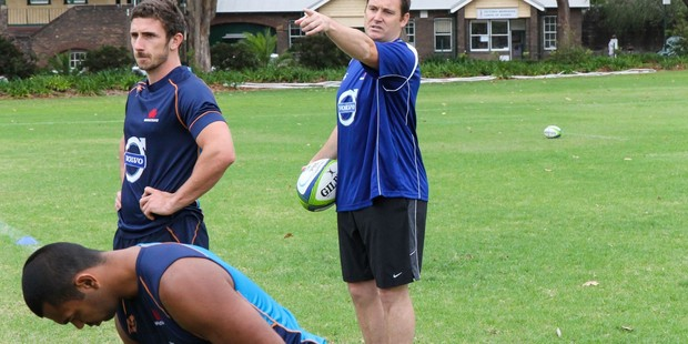 All Black legend Andrew Mehrtens has joined the NSW Waratahs coaching staff as kicking coach.
