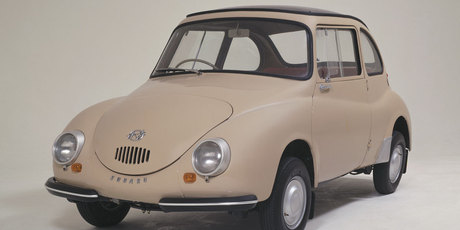 The Subaru 360 was the first mass produced car made by Subaru.