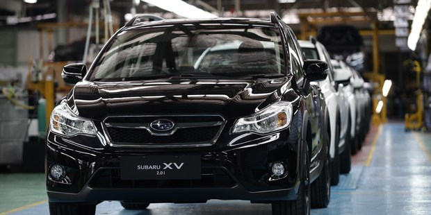 Subaru has produced its 20 millionth vehicle in Japan.