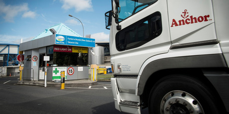 Fonterra has largely emerged from the tainted milk scandal. Photo / Michael Craig
