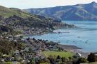 Akaroa brings a little taste of France to New Zealand.