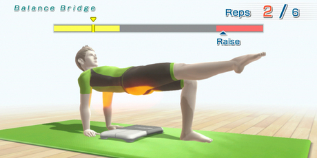 Wii Fit launched the fitness game genre in 2008.