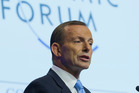 Tony Abbott. Photo / AP