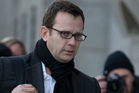 Andy Coulson. Photo / AP