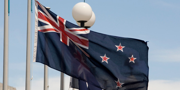 Many opponents argue that there are more important things to worry about than changing the New Zealand flag. Photo / APN