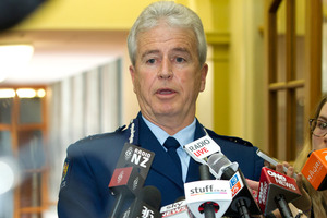 Police Commissioner Peter Marshall says staff could have been sharper. Photo / NZ Herald