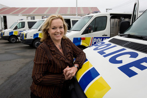 Justice Minister Judith Collins. Photo / New Zealand Herald / Mark Mitchell