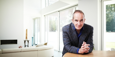 Grand Designs host Kevin McCloud.