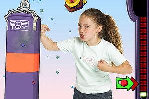 One of the first exergaming tools, the Eye Toy.