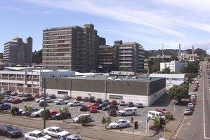 Wellington Hospital. Photo / Mark Mitchell