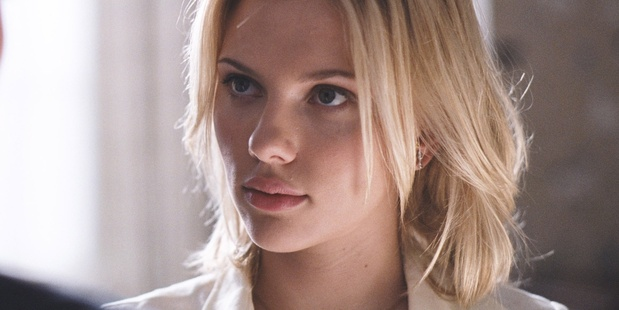Scarlett Johansson says she has a fundamental difference of opinion with Oxfam and will have to end her collaboration with them. Photo / supplied