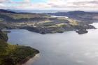 Lake Tarawera is one of the lakes that can be enjoyed.