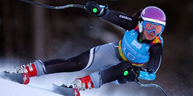 UNFAZED: Piera Hudson is re-setting her sights to the 2018 Winter Olympics in South Korea.