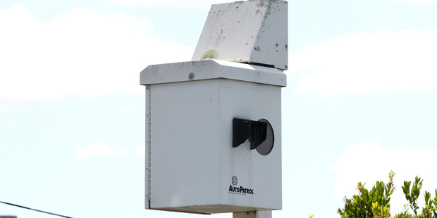 The speed camera on Kennedy Road has been the busiest in Hawke's Bay for the last two years.