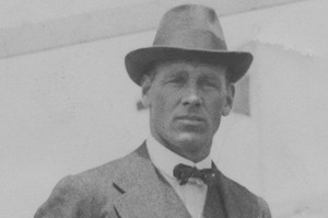 Frank Worsley was captain of the ship on Shackleton's 1914 transantarctic expedition and there is a permanent exhibit about him at the Akaroa Museum.