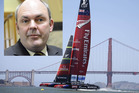 Steven Joyce spent nearly $30,000 on a trip to the America's Cup regatta in San Francisco. Photo / NZ Herald