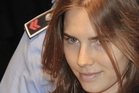 American student Amanda Knox was cast as a femme fatale in sensational coverage of the Italian murder trial in which she was sentenced to more than 28 years' jail. Photo / AP