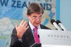Reserve Bank Governor Graeme Wheeler. Photo / NZ Herald