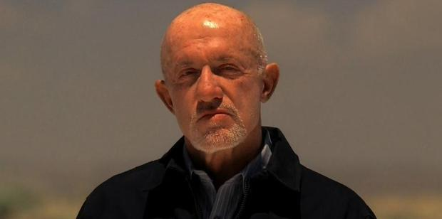 Jonathan Banks will return as Mike in the Breaking Bad spin-off, Better Call Saul.