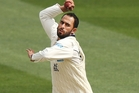 Fawad Ahmed is now an Australian. Photo / Getty Images