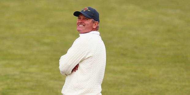 Martin Crowe. Photo /Getty
