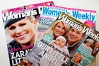Bauer Media's titles will include New Zealand Woman's Weekly as well as the Australian Women's Weekly and Woman's Day. Photo / Chris Gorman