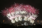 The party may be over in Australia, but Treasurer Joe Hockey still has the country's AAA credit ratings in hand. Photo / AP