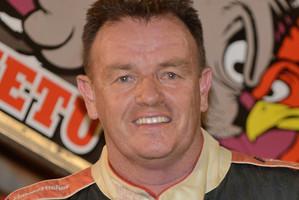 New Zealand Sprint Car Champion Rodney Wood.
