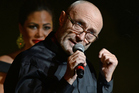 Phil Collins at the Little Dreams benefit in Florida. Photo/Getty
