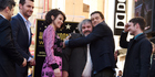 View: Gallery: Peter Jackson receives Hollywood star