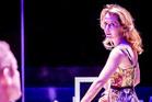Gillian Anderson in A Streetcar Name Desire.