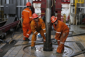 Oil slumps to fresh low in US trading