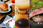Burgers, coffee, meat and butter - Delaney Mes takes a look back at the biggest food trends of 2014. Photo / Babiche Martins, Nicky Park, Thinkstock