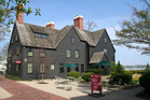 Salem's House of the Seven Gables, near the ferry landing, was made famous by Nathaniel Hawthorne's novel of the same name. Photo / Creative Commons image by Flickr user  Kathryn Yengel